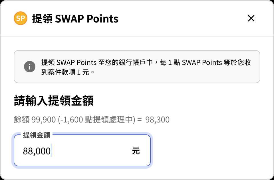 輕鬆提領接案所得,SWAP幫你輕鬆計算接案所得稅率。